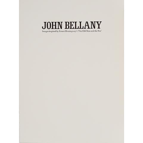 The Old Man and the Sea John Bellany Limited Edition Portfolio Set