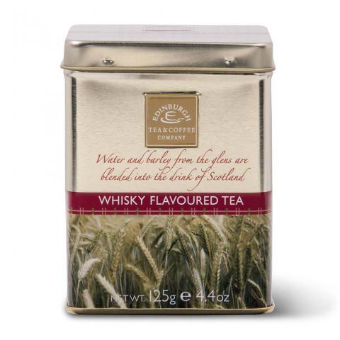Loose Whisky Tea Caddy