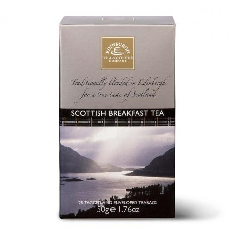 Scottish Breakfast Tea Pack 25 Teabags