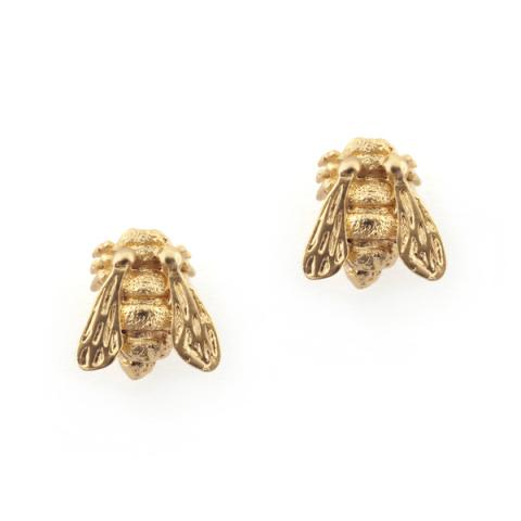 Bill Skinner Baby Bee Stud Earrings