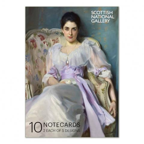 Scottish National Gallery Notecard Wallet (10 cards)