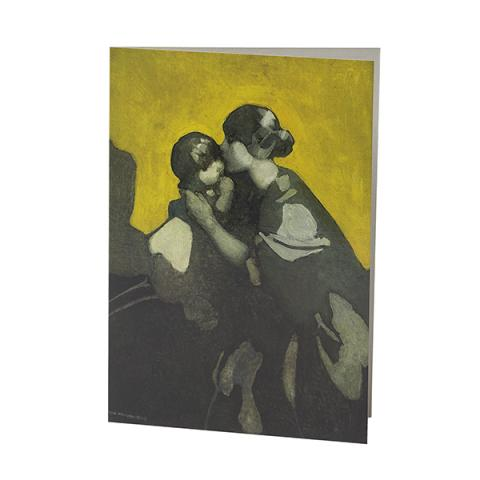 Mother and Child by Norah Neilson Gray Christmas card pack (10 cards)
