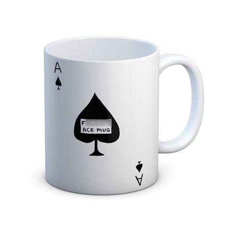 F******* ace by David Shrigley mug