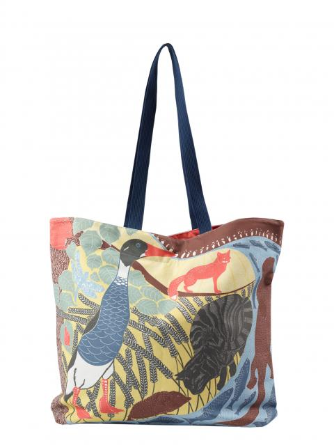 Babs Pease Tote Bag