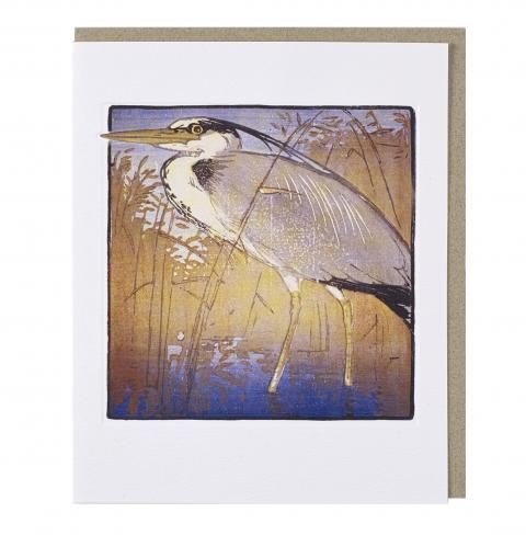 Heron Allen William Seaby Greeting Card
