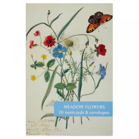 Meadow flowers notecard set (10 cards)