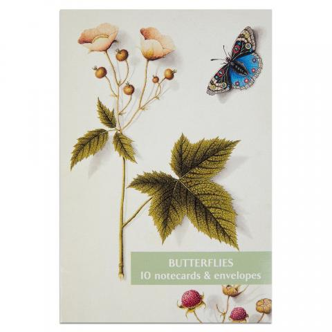 Butterflies notecard set (10 cards)