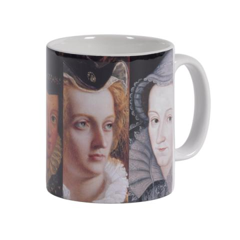 Mary Queen of Scots Ceramic Mug