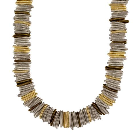 Etnika Odessa Mix Rings Necklace