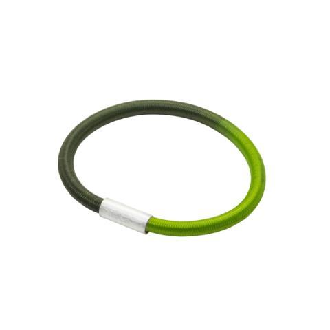 Gilly Langton Lime Green Loop Bangle