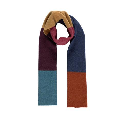 100% pure new wool vasarely Cairngorm scarf
