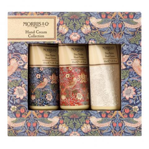 Morris & Co Hand Cream Collection Box