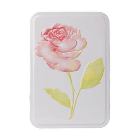 Blush Rose Manicure Collection in Tin