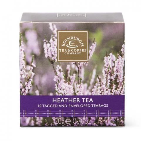 Heather Tea Pack 10 Teabags