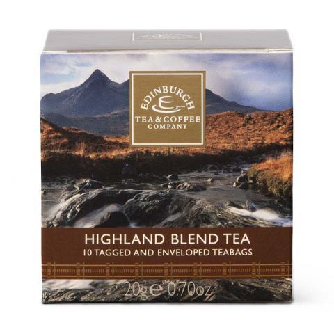 Highland Blend Tea Pack 10 Teabags