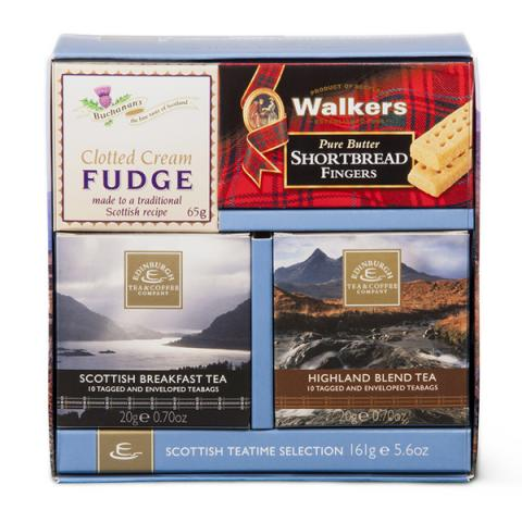 Scottish Tea Time Selection Pack