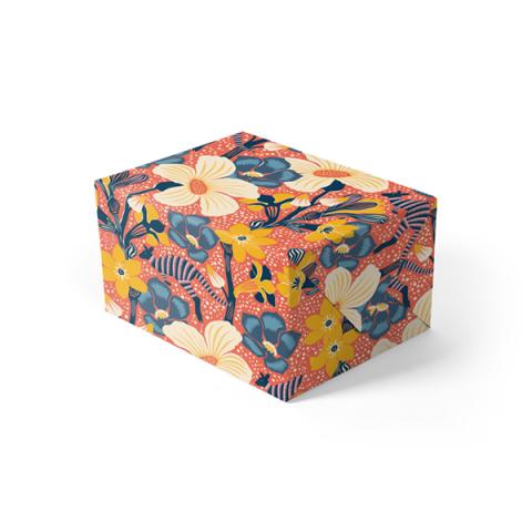 Kangabloom gift wrap (single sheet)