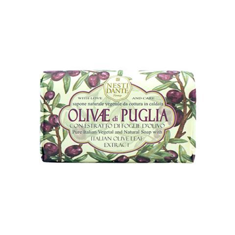 Puglia olive natural soap bar