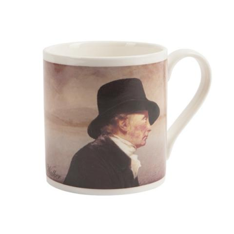 Reverend Robert Walker by Sir Henry Raeburn bone china mug