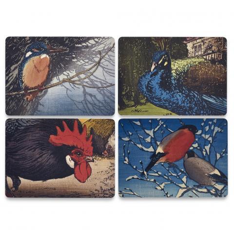 Birds Allen William Seaby Placemat Set