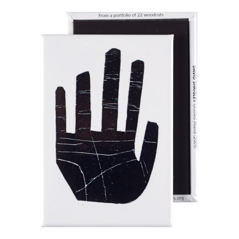 Hand David Shrigley Magnet