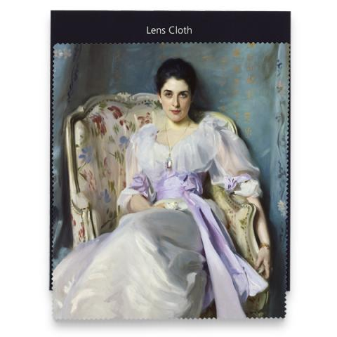 Lady Agnew of Lochnaw John Singer Sargent Lens Cloth