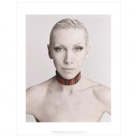Self-Portrait Annie Lennox Art Print