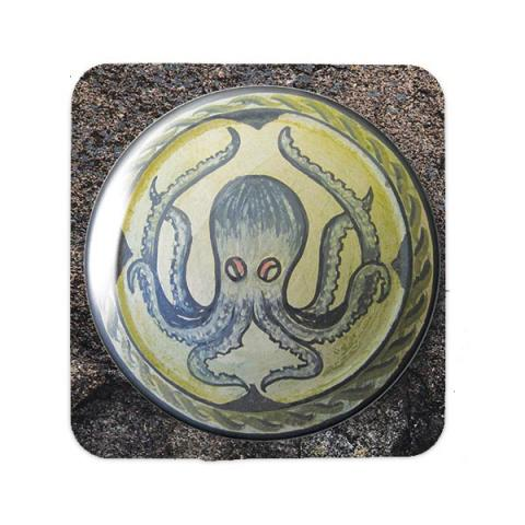 Octopus shield from Jason and the Argonauts coaster