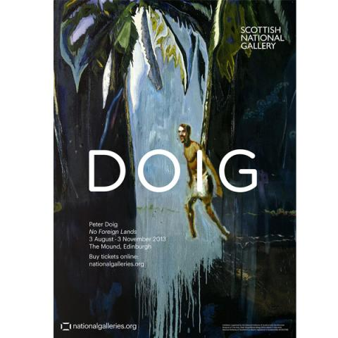 Pelican Peter Doig Exhibition Poster