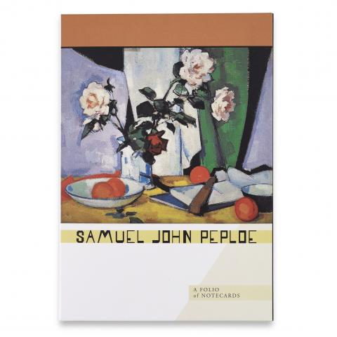 Samuel John Peploe Notecard Set (10 cards)