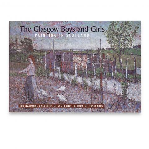 The Glasgow Boys & Girls Postcard Book