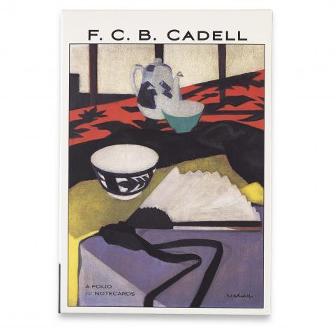 F.C.B. Cadell Notecard Wallet (10 cards)