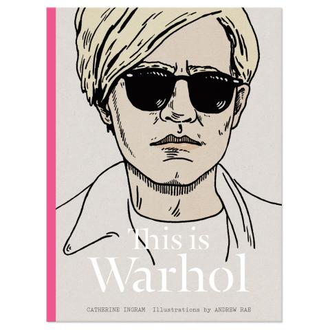 This is Warhol (Story of Warhol's Life Book)