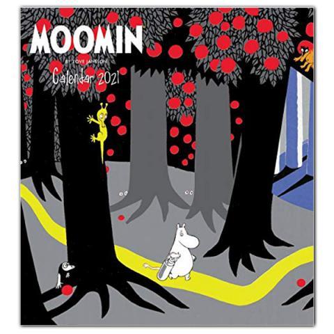 Moomin 2021 wall calendar