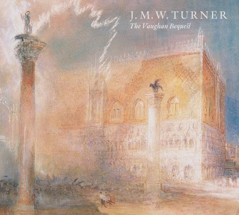 The Vaughan Bequest JMW Turner Exhibition Catalogue