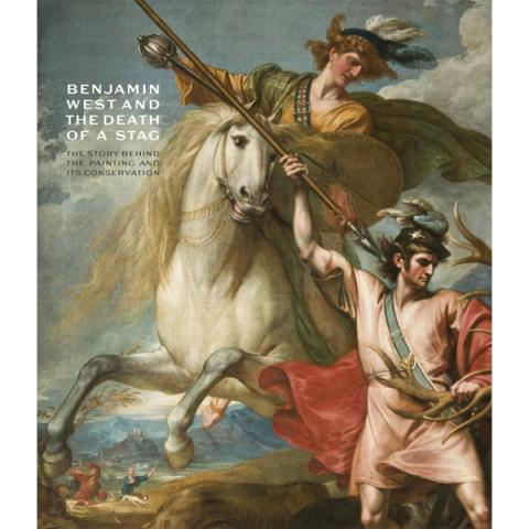 Benjamin West & The Death of the Stag: The Story behind the Painting and its Conservation