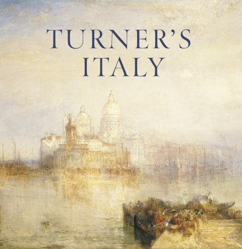 Turner's Italy Exhibition Catalogue