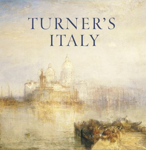 Turner's Italy Exhibition Catalogue