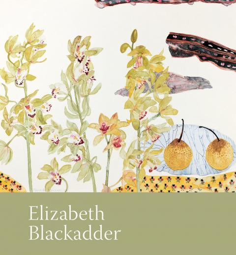 Elizabeth Blackadder Exhibition Catalogue Hardcover