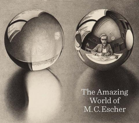 M.C. Escher Exhibition Catalogue