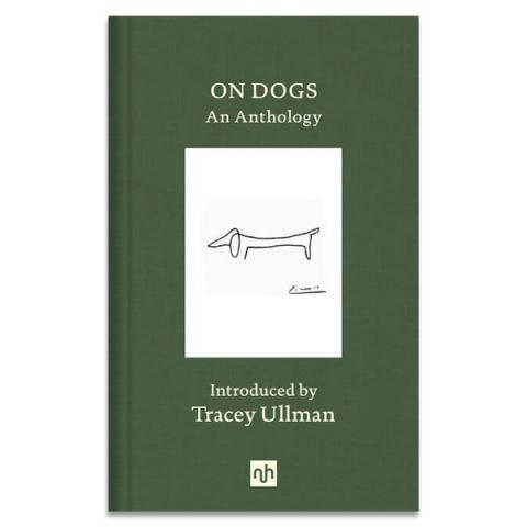 On dogs: An anthology (hardback)