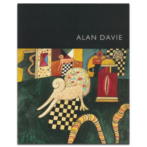 Alan Davie: work in the Scottish National Gallery of Modern Art (paperback)