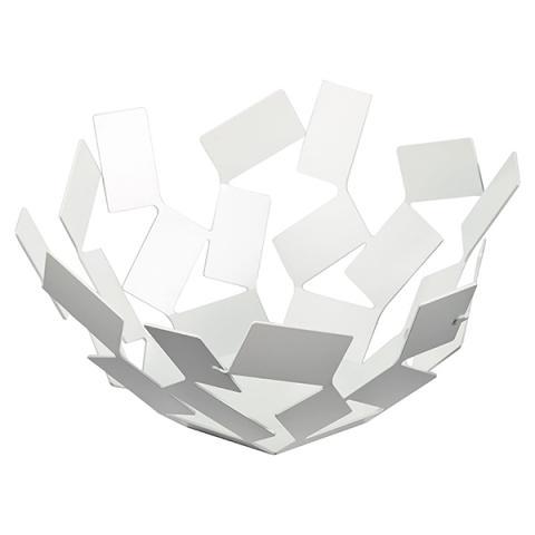 La Stanza Dello Scirocco by Alessi white fruit bowl