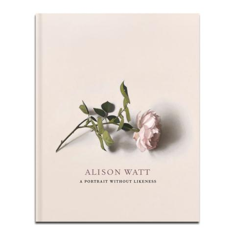 Pre-order Alison Watt: A Portrait Without Likeness exhibition book