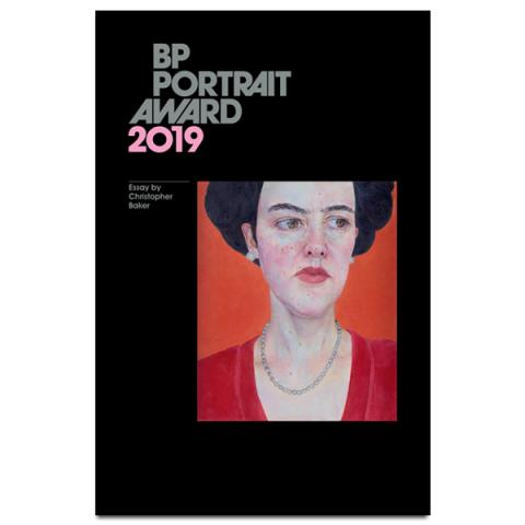 BP Portrait Award 2019 exhibition book (paperback)