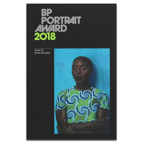 Pre-order BP Portrait Award 2018 Exhibition Paperback