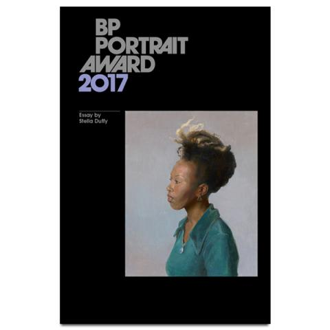 BP Portrait Award 2017 Exhibition Book