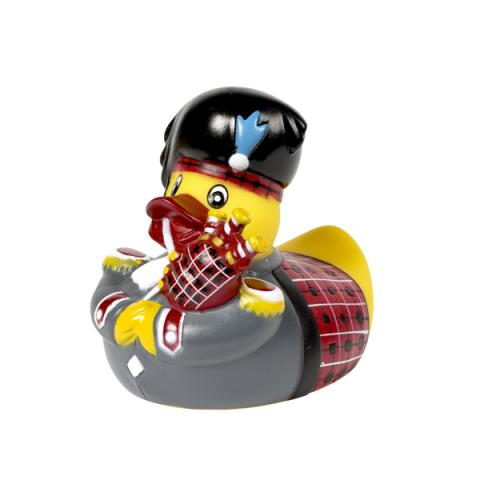 Scottish Bagpiper Rubber Duck