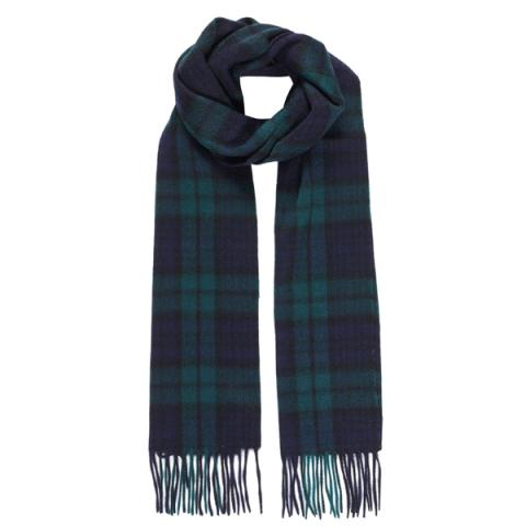 Black Watch lambswool scarf