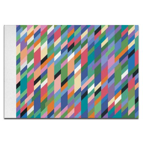High Sky by Bridget Riley A5 sketchpad
